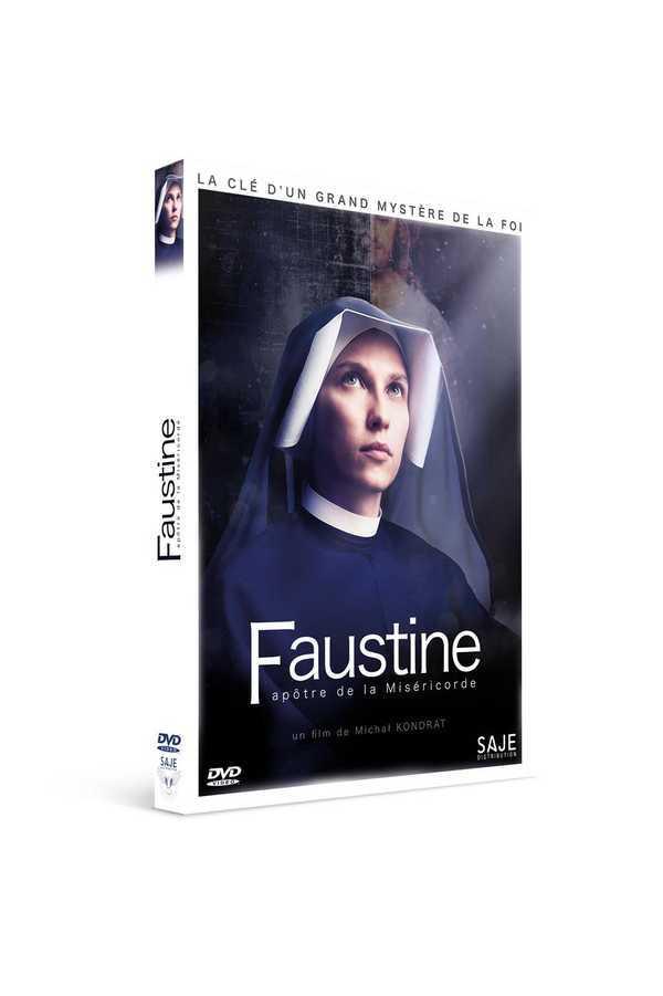 FAUSTINE, APOTRE DE LA MISERICORDE - DVD