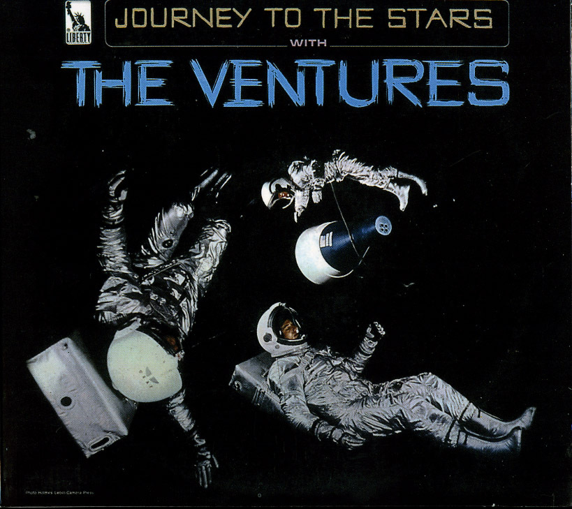 VENTURIES - CD JOURNEY TO THE STARS