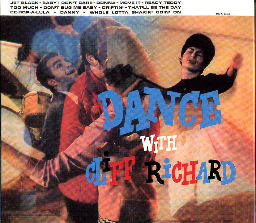 RICHARD CLIFF - 2CD DANCE WITH