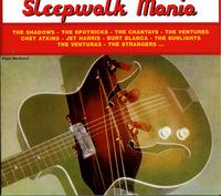 SLEEPWALK MANIA - CD