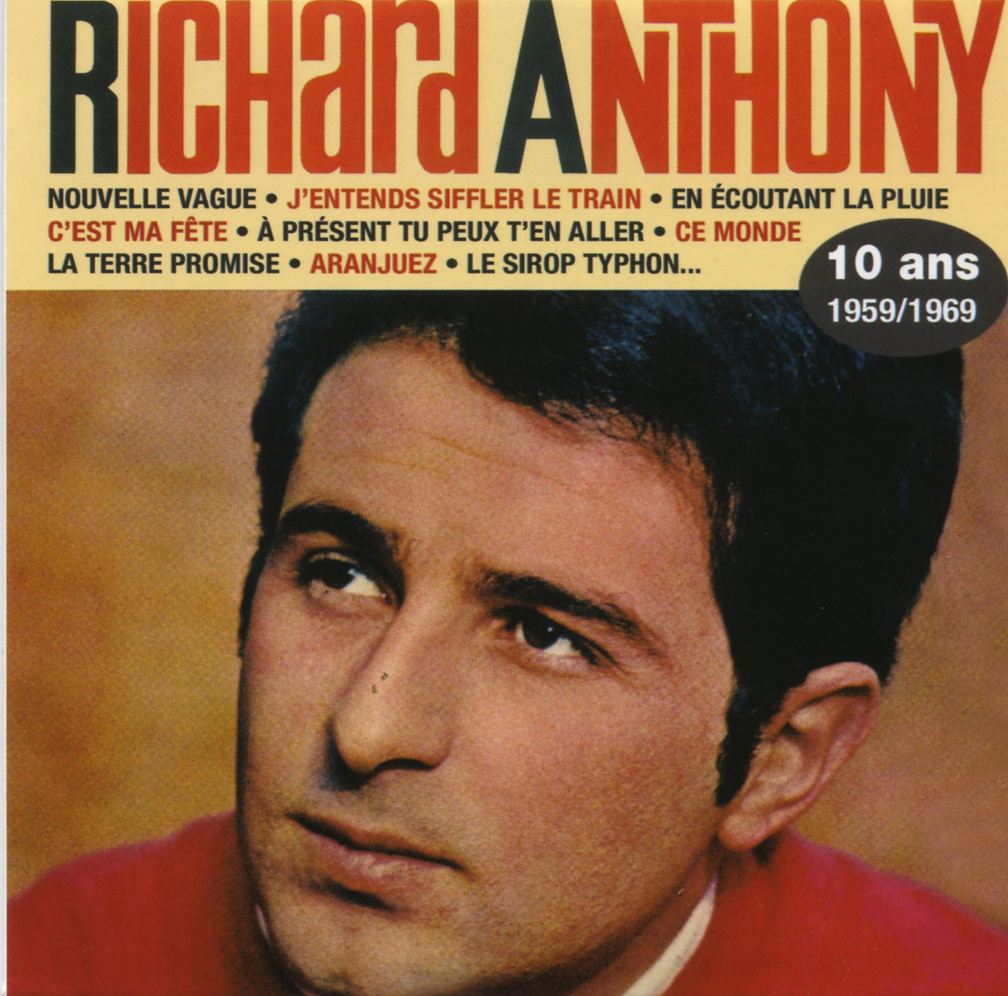 ANTHONY RICHARD - CD