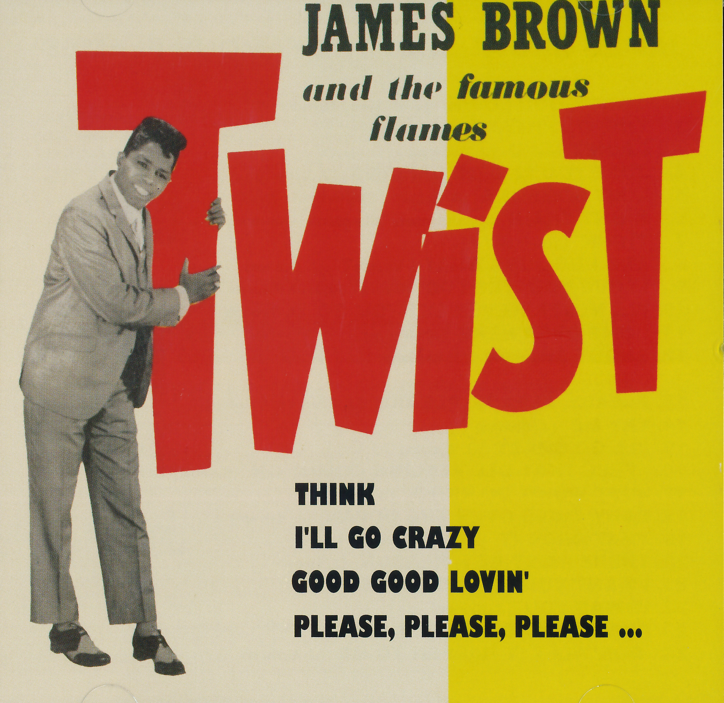 BROWN JAMES - CD TWIST
