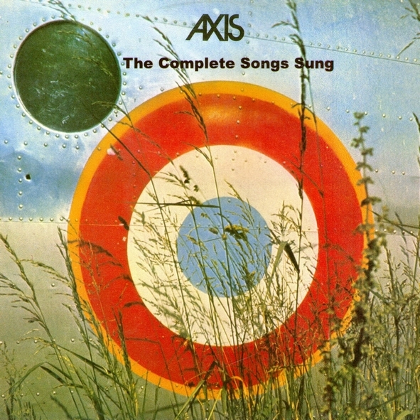 AXIS - THE COMPLETE SONGS SUNG - CD