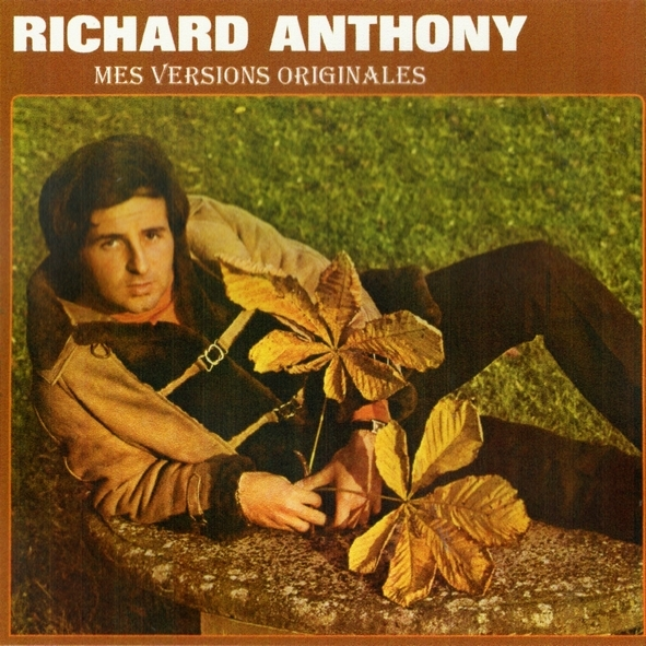 RICHARD ANTHONY  -  MES VERSIONS ORIGINALES - CD