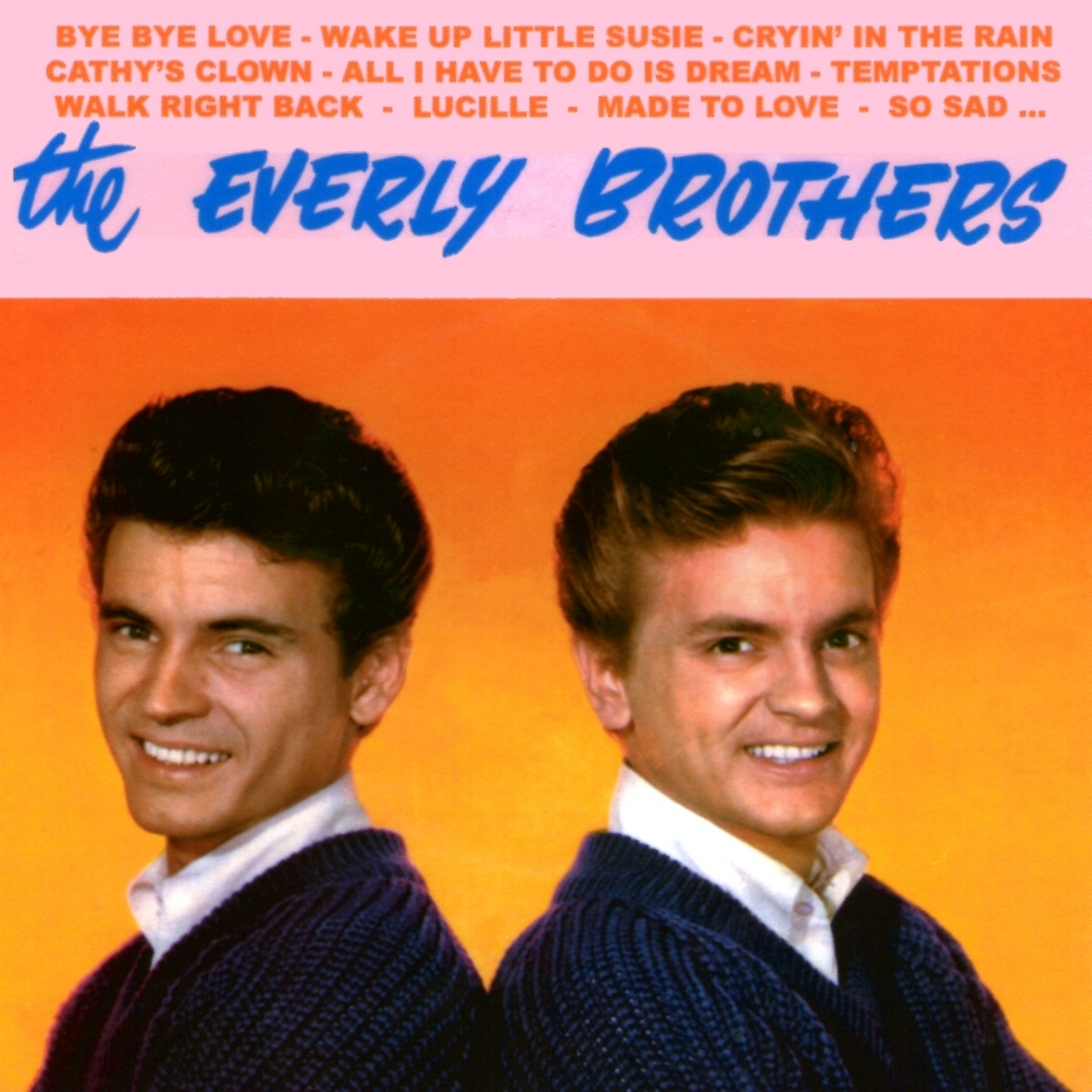 THE EVERLY BROTHERS - 2 CD