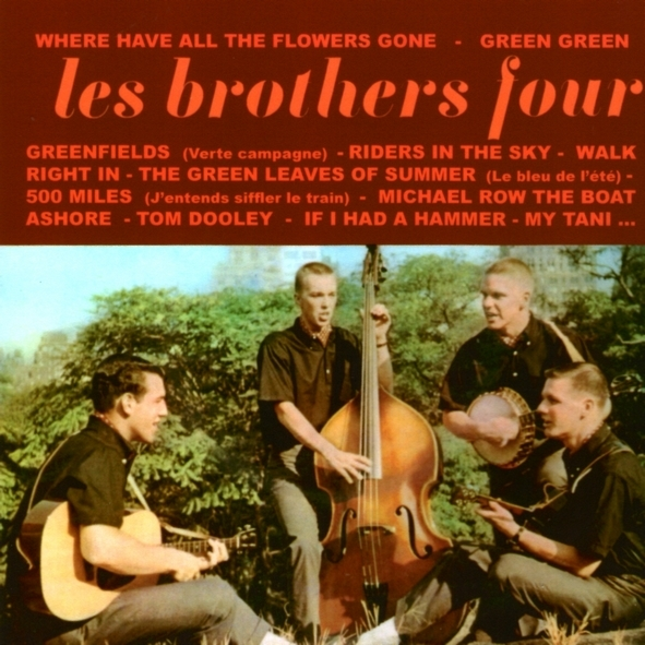 BROTHERS FOUR (LES) - 2 CD