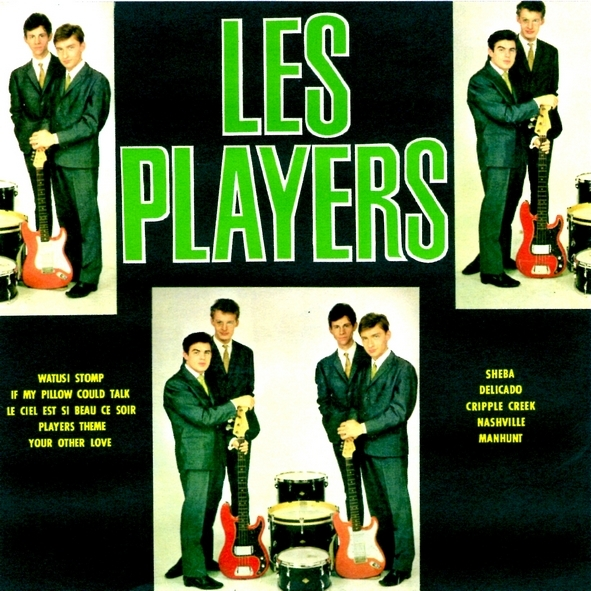 PLAYERS (LES) - SHEIBA - CD
