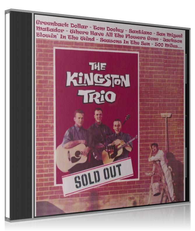 KINGSTON TRIO (THE) - THE 50'S & THE 60'S - 2 CD