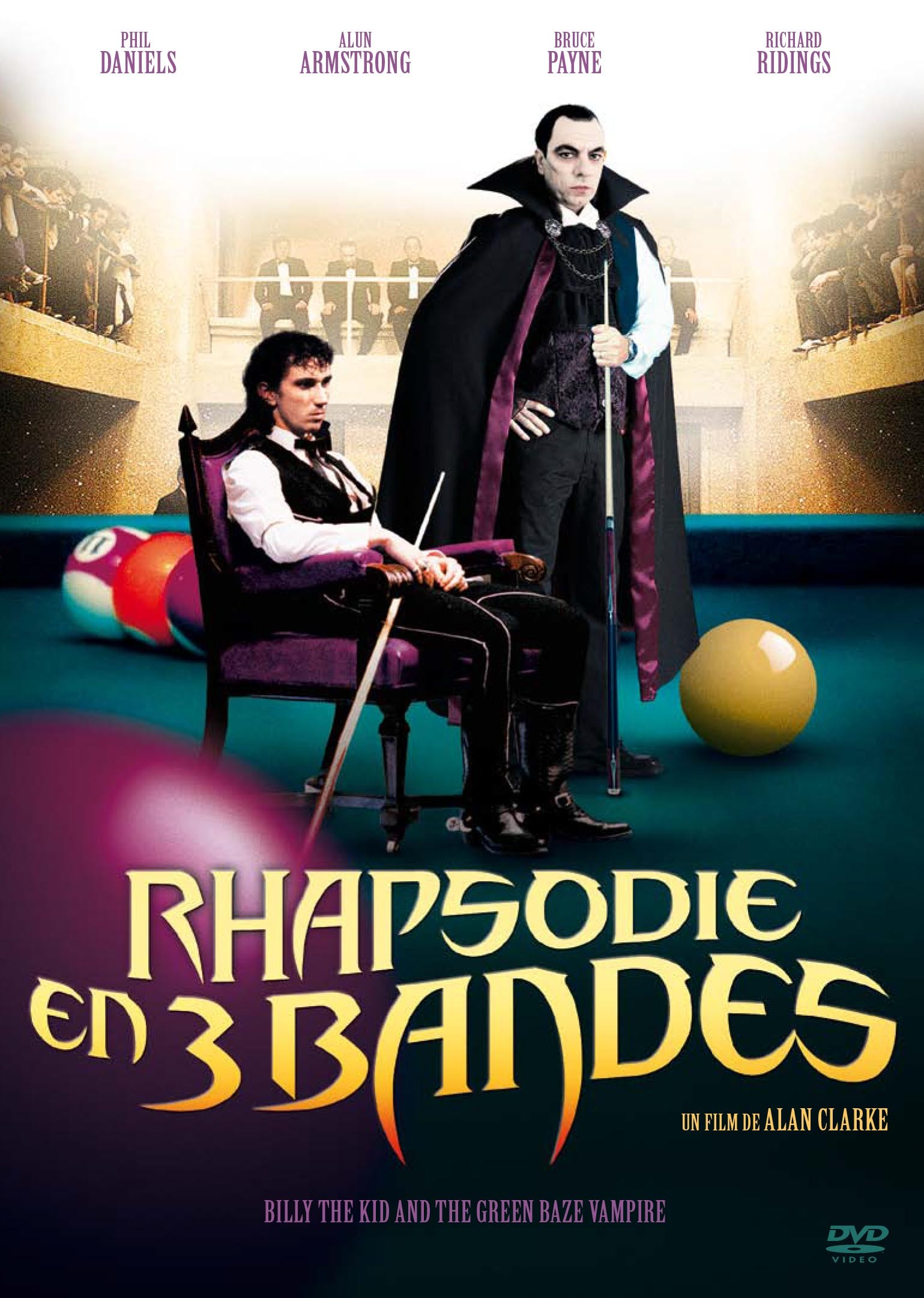 RHAPSODIE EN 3 BANDES - DVD