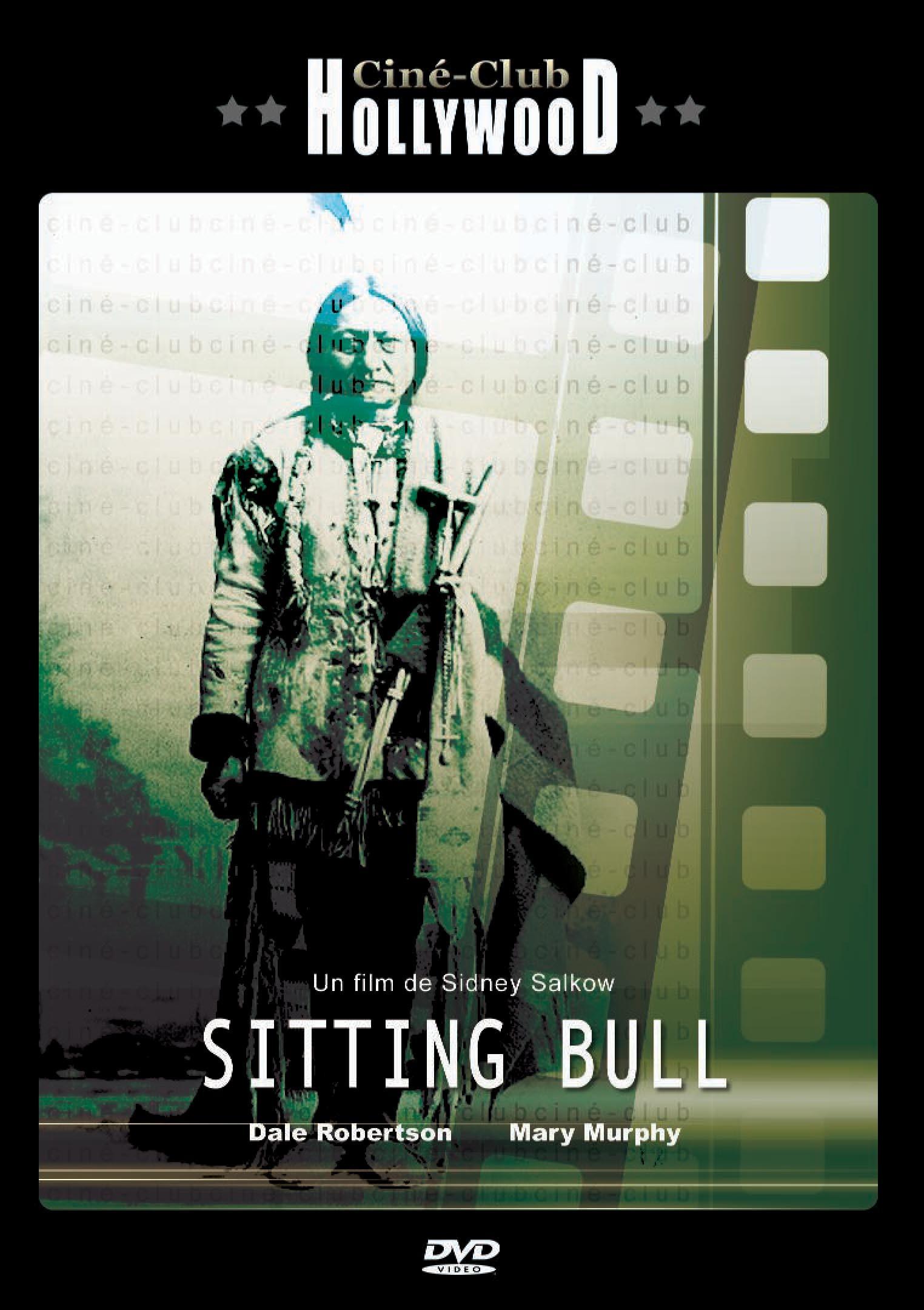SITTING BULL - DVD