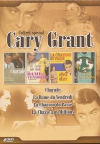 COFFRET CARY GRANT - 4 DVD