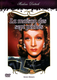 MAISON DES 7 PECHES (LA) - DVD
