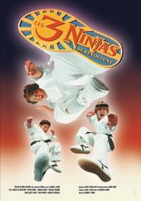 3 NINJAS SE REVOLTENT - DVD