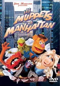MUPPETS A MANHATTAN - DVD