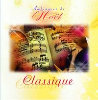 CLASSIQUE - AMBIANCES DE NOEL - CD