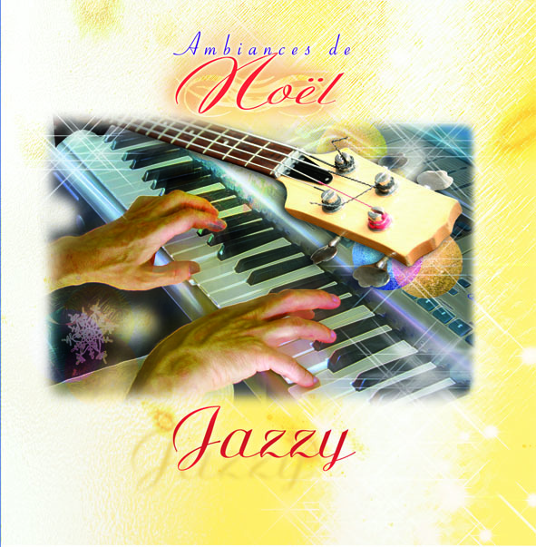 JAZZY - AMBIANCES DE NOEL - CD