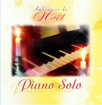 PIANO SOLO - AMBIANCES DE NOEL - CD
