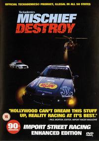 MISCHIEF DESTROY - DVD