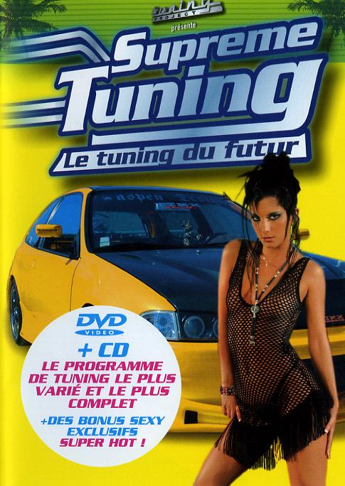 SUPREME TUNNING - DVD  LE TUNING DU FUTUR