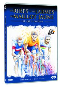RIRES ET LES LARMES DU MAILLOT JAUNE (LES) - DVD