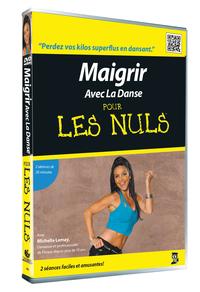 POUR LES NULS - MAIGRIR AVEC LA DANSE - DVD