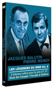 LEGENDES DU RIRE VOL 6 - 2 DVD
