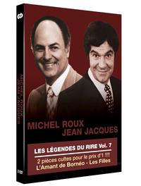 LEGENDES DU RIRE VOL 7 - 2 DVD