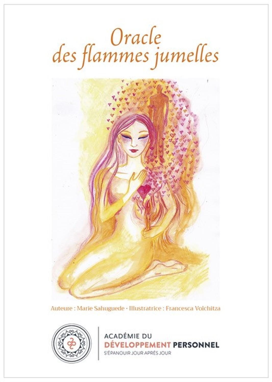 ORACLE DES FLAMMES JUMELLES - COFFRET