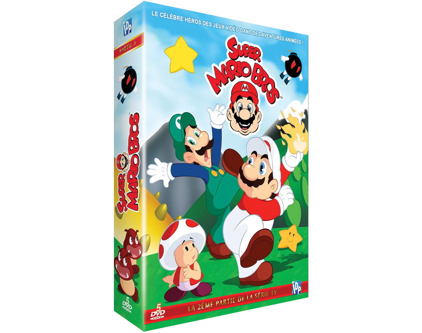 SUPER MARIO BROSS  PART2 - DVD