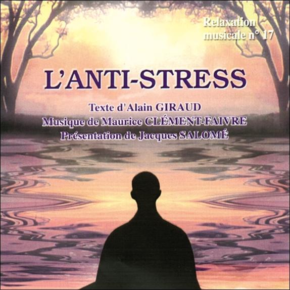 L'ANTI-STRESS - AUDIO