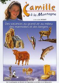 CAMILLE A LA MONTAGNE - DVD