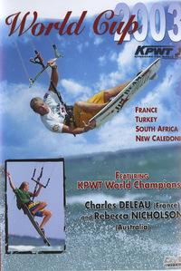 KITEBOARD 2003 - DVD +