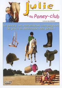 JULIE AU PONEY CLUB - DVD