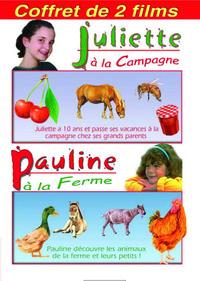 ECH - JULIETTE ET PAULINE - COFFRET 2 DVD