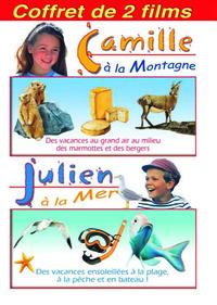 JULIEN ET CAMILLE - COFFRET 2 DVD