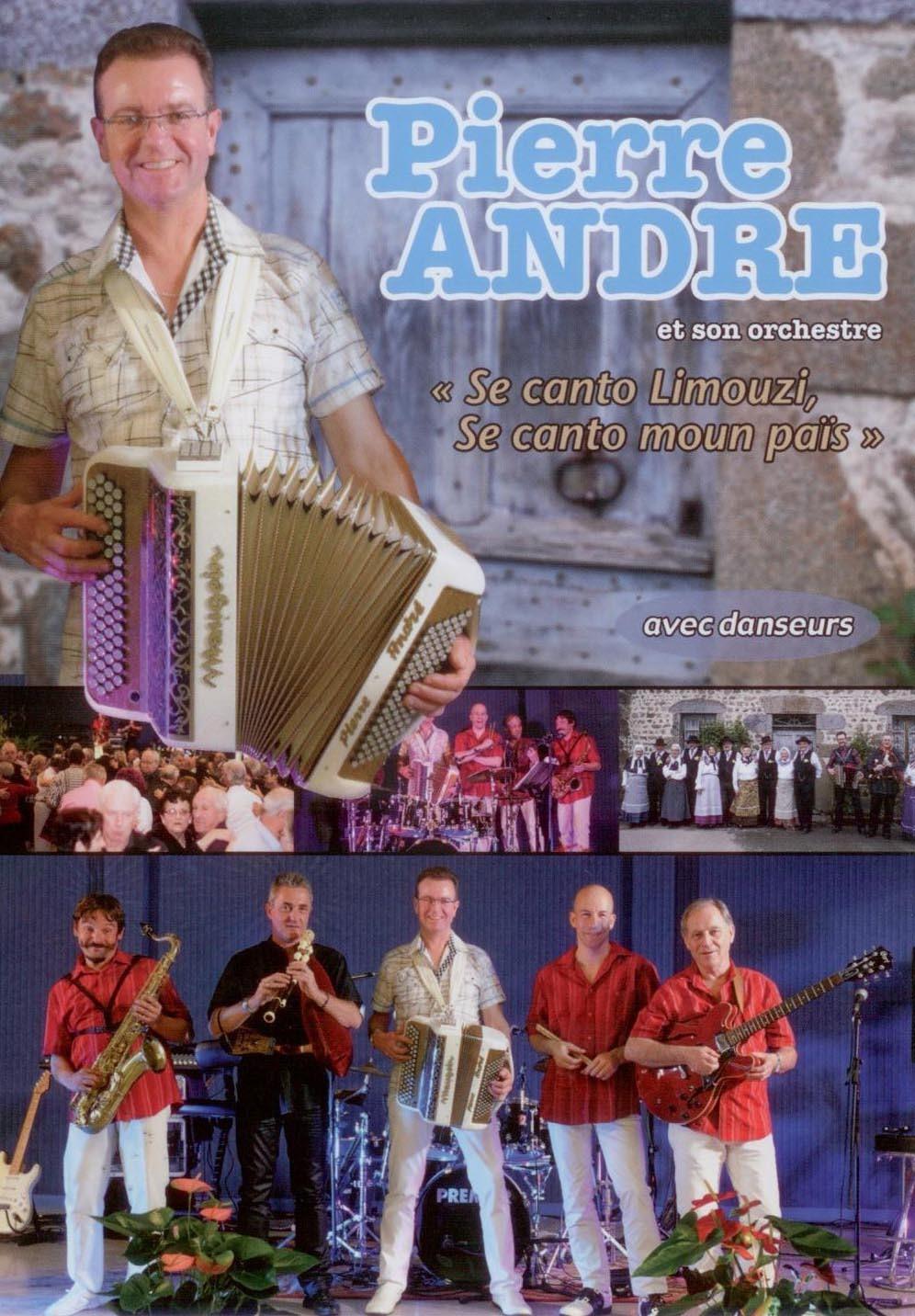 REFLET DE SEPTEMBRE - PIERRE ANDRE - DVD