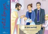 PETIT BERGER 115 - JE SUIS BAPTISE