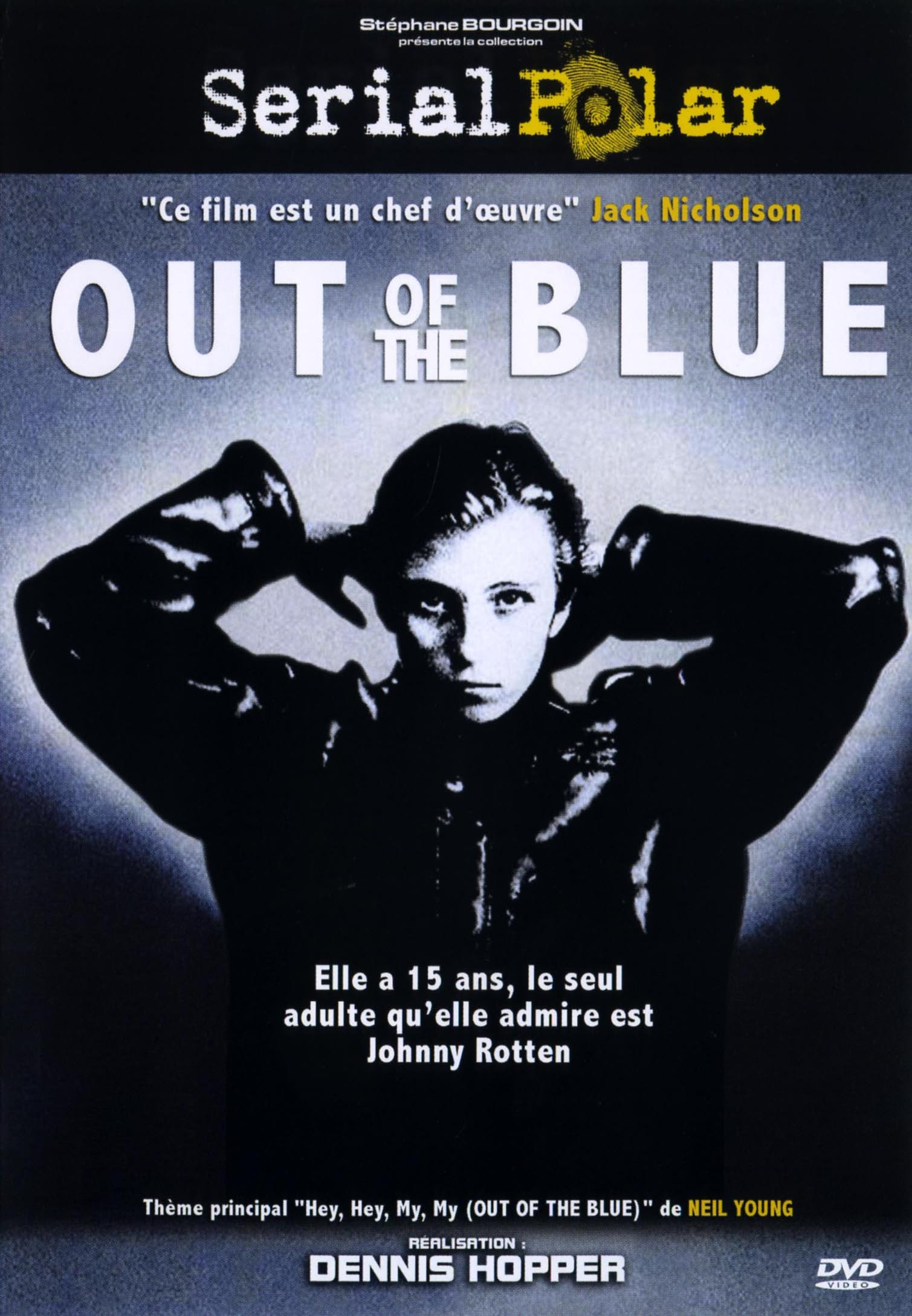 OUT OF THE BLUE - DVDSERIAL POLAR