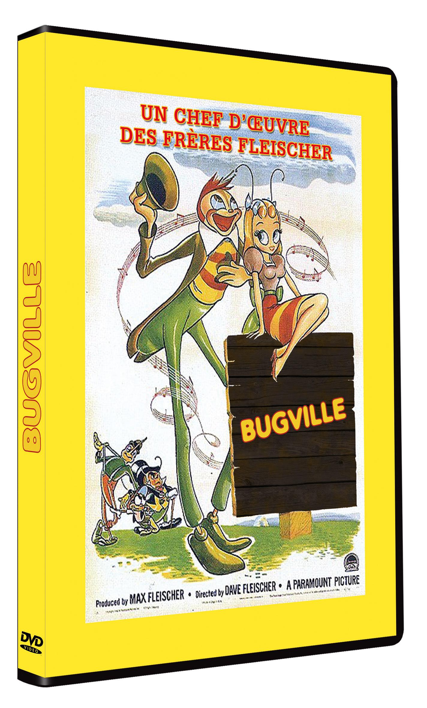 BUGVILLE - DVD