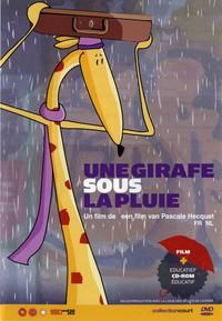 LA GIRAFE SOUS LA PLUIE - DVD