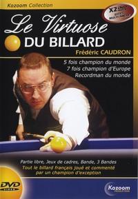 LE VIRTUOSE DU BILLARD - DVD