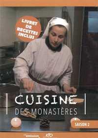 LA CUISINE DES MONASTERES - SAISON 2 - DVD