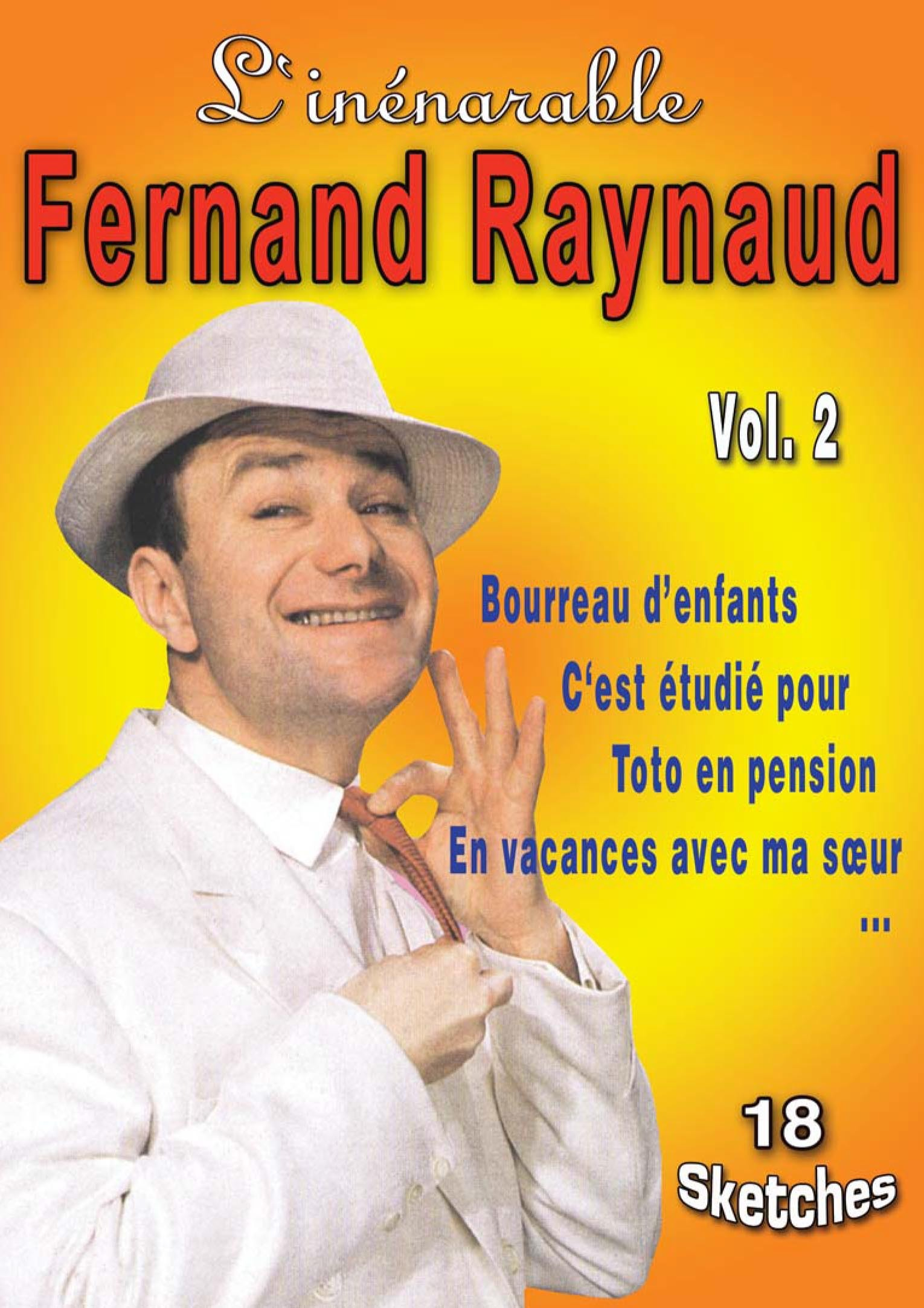 INENARABLE FERNAND RAYNAUD (L') - DVD