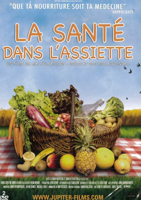 SANTE DANS L'ASSIETTE (LA) - 2 DVD