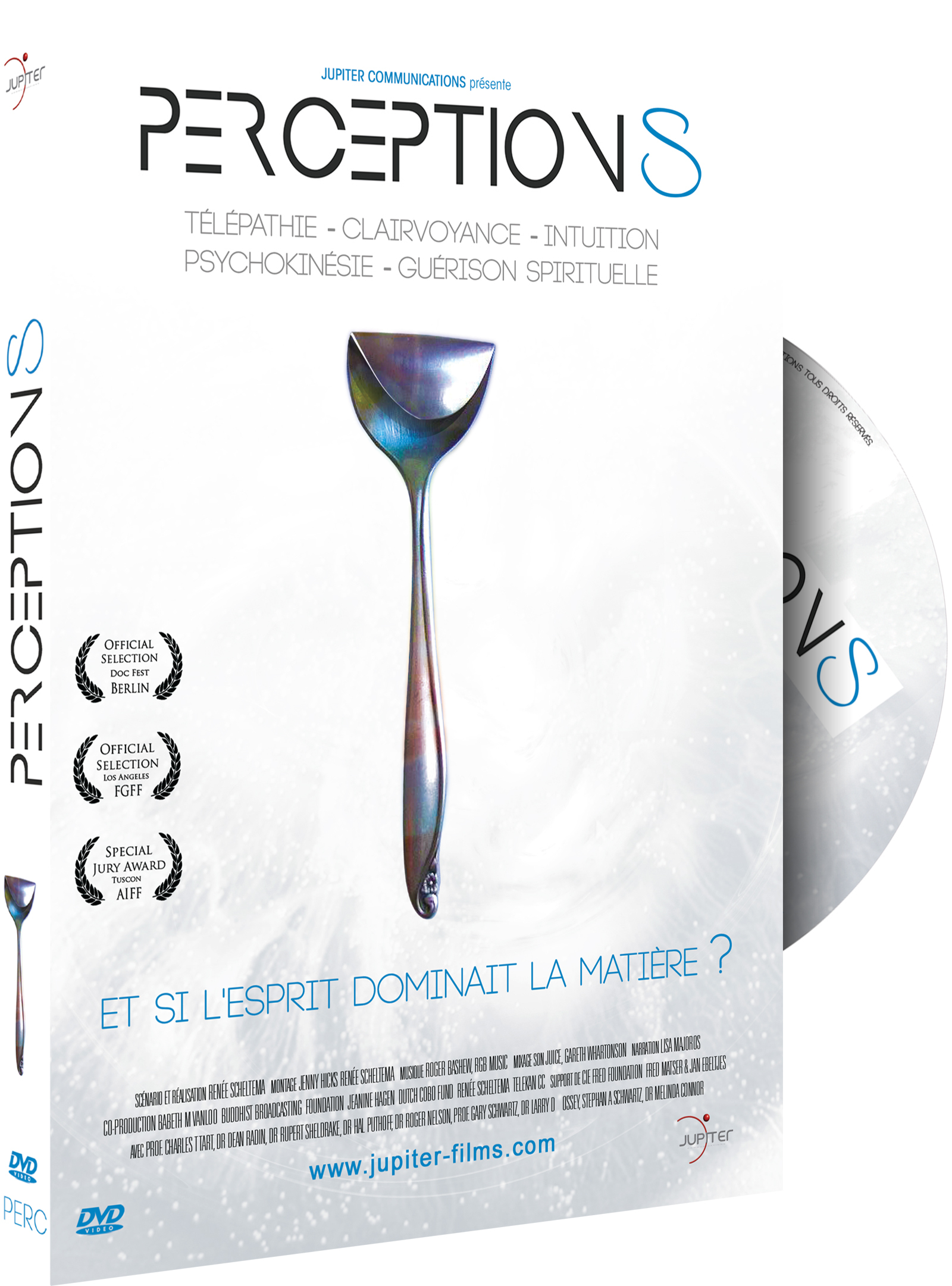 PERCEPTIONS - DVD