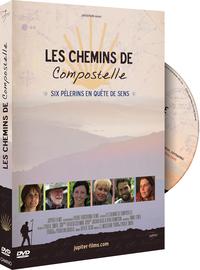 LES CHEMINS DE COMPOSTELLE DVD
