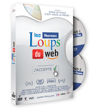 NOUVEAUX LOUPS DU WEB (LES) - 2 DVD
