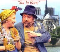 SOUPLEX RAYMOND ET JANE SOURZA - CD  SUR LE BANC