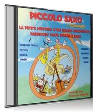 PICCOLO SAXO & COMPAGNIE - CD