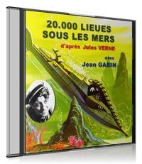 20 000 LIEUS SOUS LES MERS-CD  AVEC JEAN GABIN